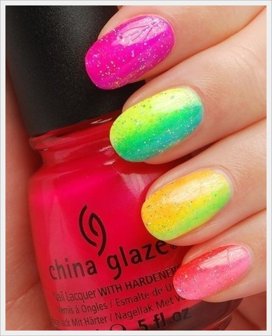 Latest nail art tips to try this summer 5 prinsesfo Gallery