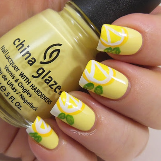 Fruit nail designs image collections nail art and nail design ideas 30 tasty fruit nail art designs fruit nail art 9 prinsesfo image collections prinsesfo Images