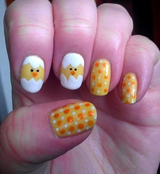 40 Yellow Nail Art Ideas to Try On