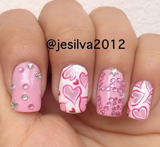 30 ultimate 3d nail art ideas 3d nail art 17 prinsesfo Images