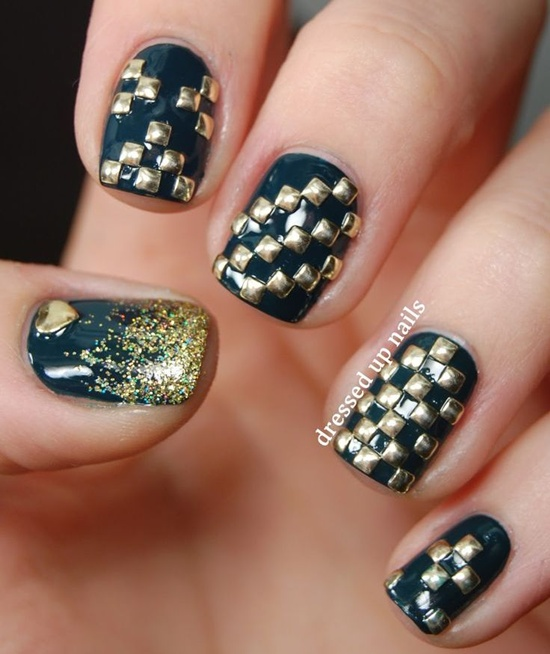 30 Ultimate 3D Nail Art Ideas