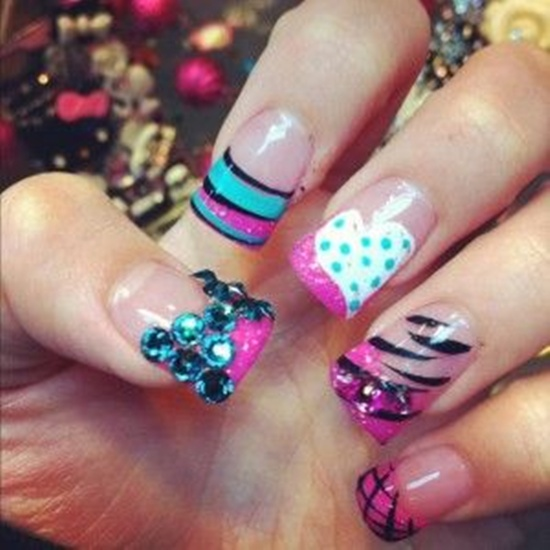 30 ultimate 3d nail art ideas 3d nail art 8 prinsesfo Images