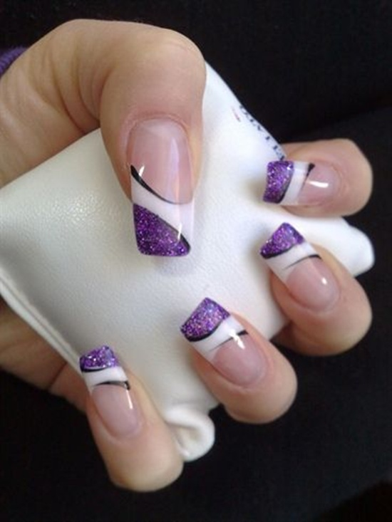 25 UV Gel Nail Art Designs