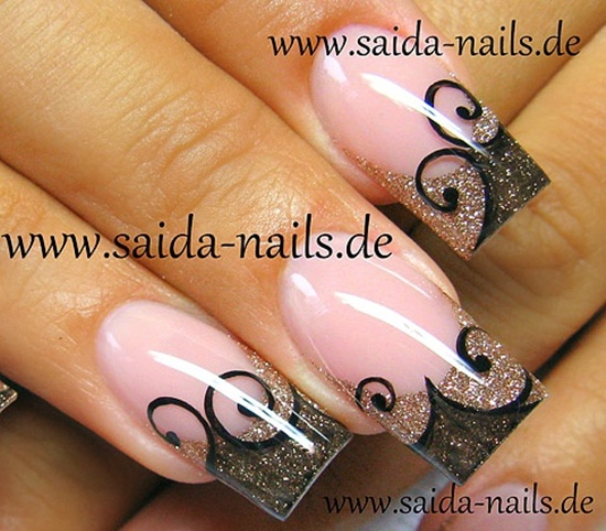 25 uv gel nail art designs application tips the perfect sheen of gel nails is undeniable if youre a woman that prefers the sleek and sexy look of shiny perfected nails then gel nails are the way to prinsesfo Images