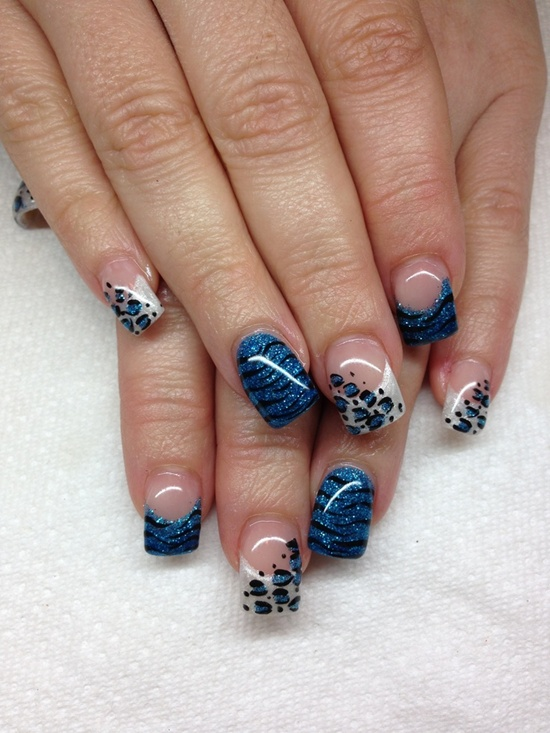 uv gel nail 7 - Gel Nails Designs Ideas