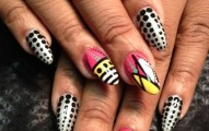 abstract nail art (27)