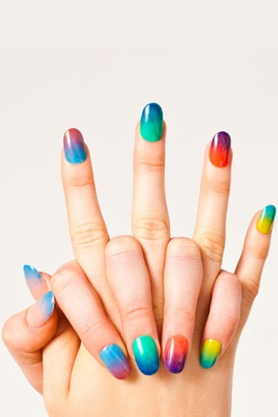 30 simple and easy nail art ideas easy nail art 10 prinsesfo Gallery