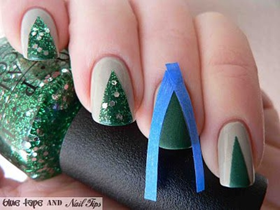 30 simple and easy nail art ideas easy nail art 26 prinsesfo Choice Image
