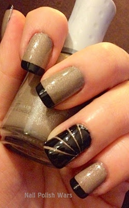 30 simple and easy nail art ideas easy nail art 28 prinsesfo Gallery