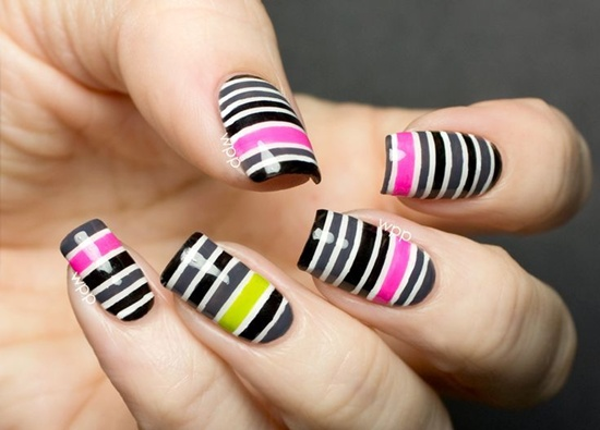 fun nail art (14) - 30 Examples Of Funny Nail Art Designs