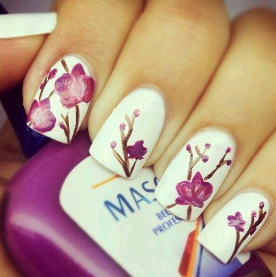 fun nail art (2) - 30 Examples Of Funny Nail Art Designs