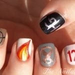Gaming Nail Art 5 Ink Your Nail