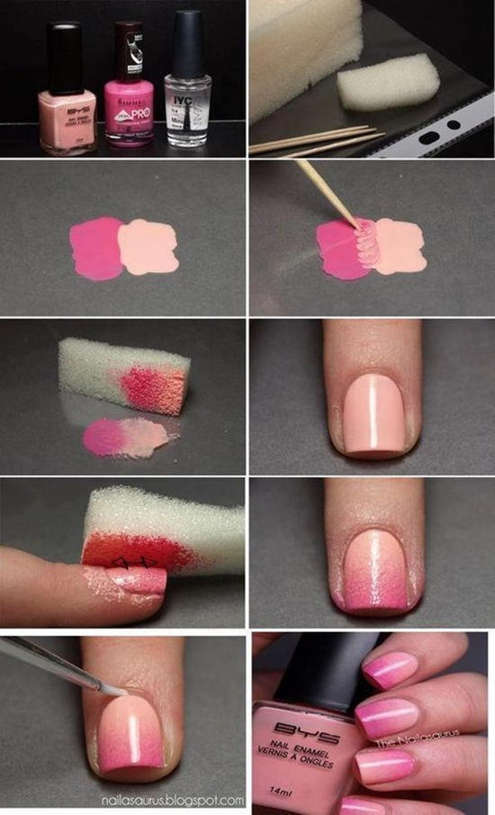 Simple Nail Art Examples Nail Art Design And Simple Designs