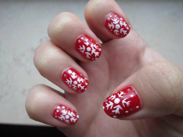 101 beautiful short nail art ideas short nails 43 prinsesfo Choice Image