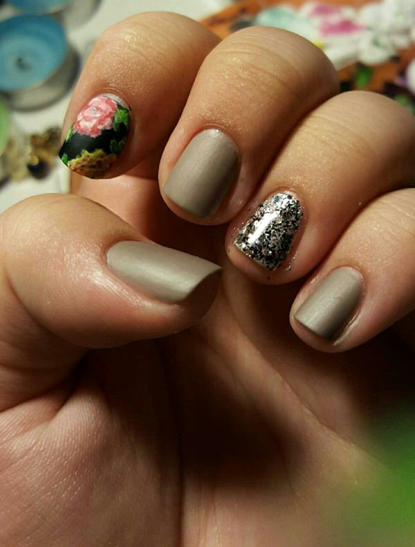 101 beautiful short nail art ideas short nails 45 prinsesfo Images
