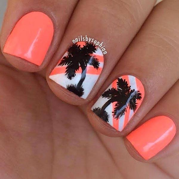 Nail Design Ideas For Short Nails find this pin and more on nail art for short nails Short Nails 7