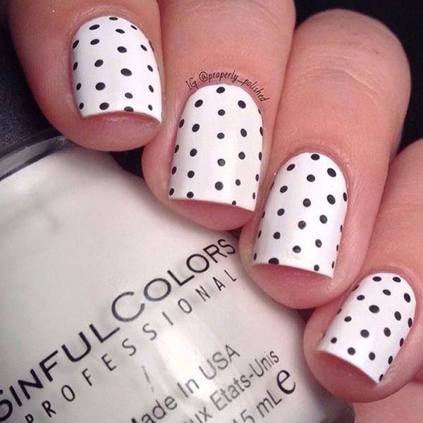 101 beautiful short nail art ideas short nails 79 prinsesfo Image collections