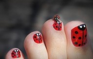 cute toe nail art (2)
