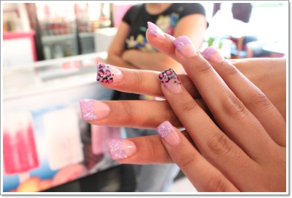 Purple Nail Designs 4