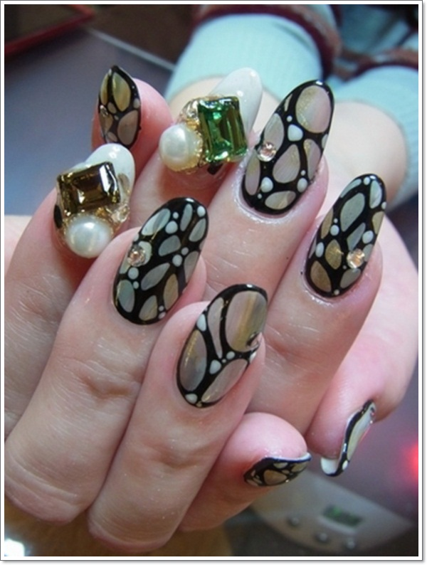 japanese nail art designs - photo #27