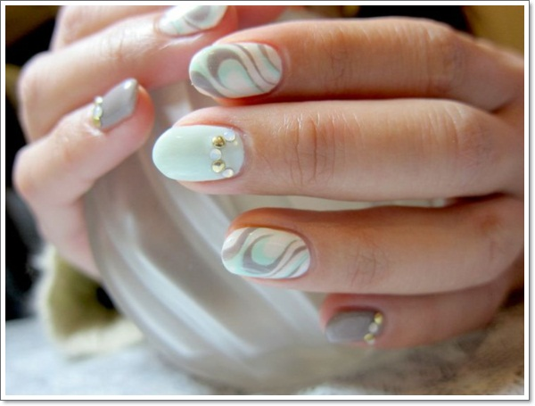 ... Oval Nail Designs ... - 15 Ways To Make Your Oval Nails Even More Fabulous