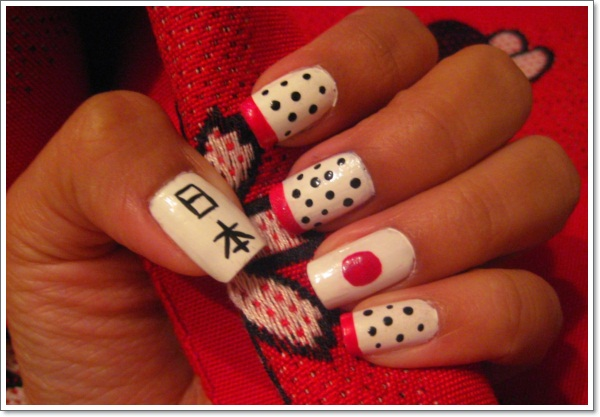 ... 3465350509_b06b787f30_o azusa_342743_f general-nail-art-polish-nice- japanese-nail-art- ... - Konichiwa! 25 Awesome Japanese Nail Art Designs