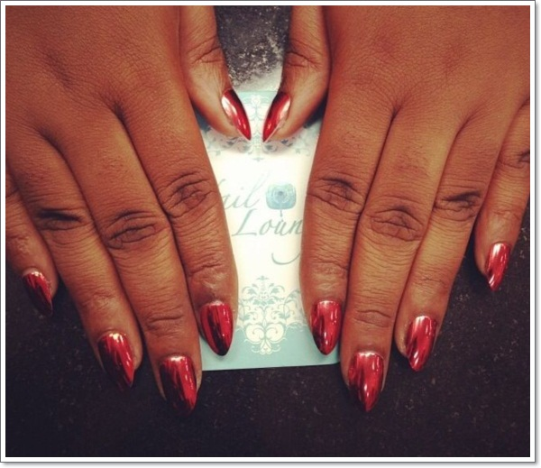 48 cool stiletto nails designs to try tips stiletto nails 11 prinsesfo Gallery