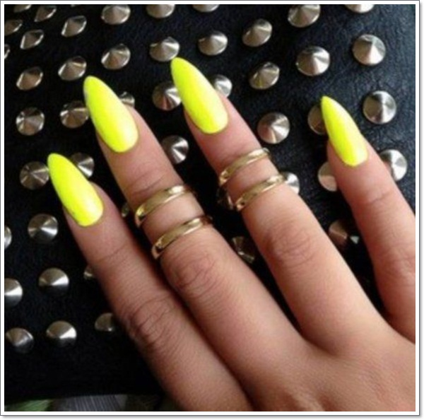 48 cool stiletto nails designs to try tips stiletto nails prinsesfo Images