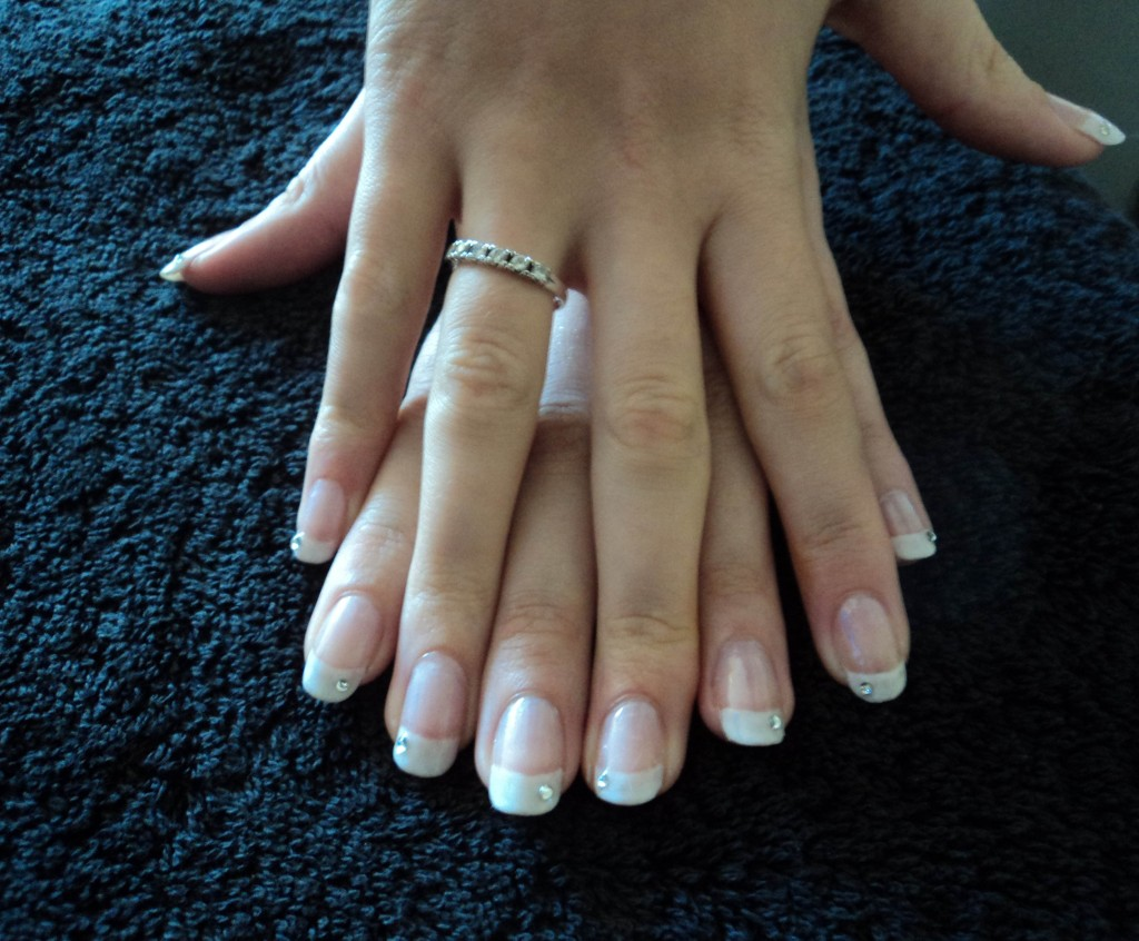 Shellac-French-Manicure-Eastleigh-Winchester