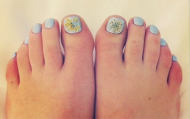 Achieve A Perfect Pedicure At Home Steps amp Designs