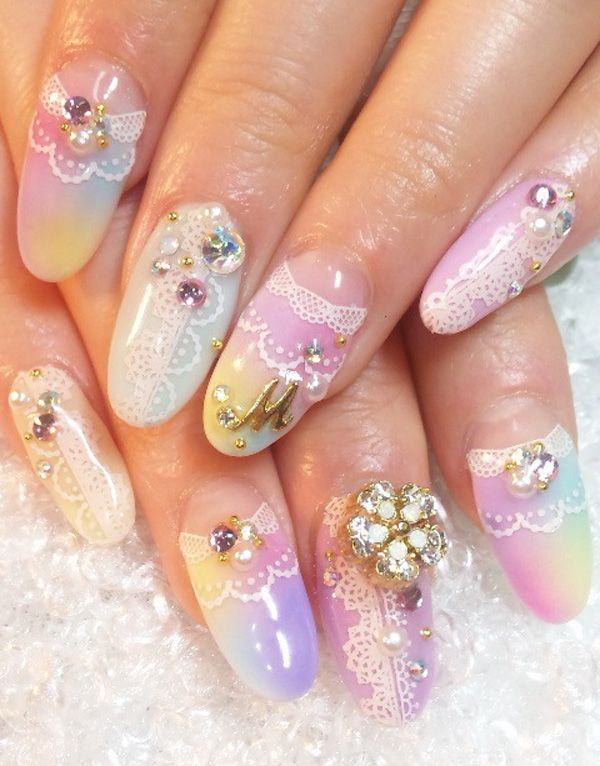 almond nails 20