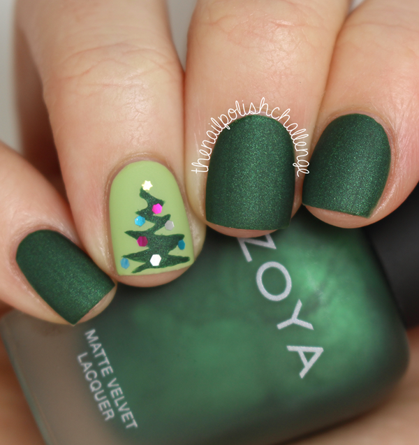 Easy Christmas Nail Art: 77 Magical Photos Of Festive Christmas Nails (You Will LOVE