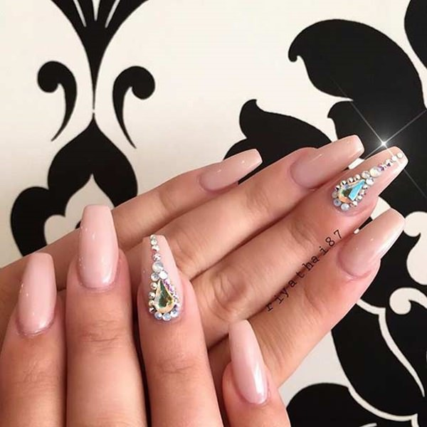 69 impressive coffin nails you always wanted to sport 20250716 coffin nails prinsesfo Image collections