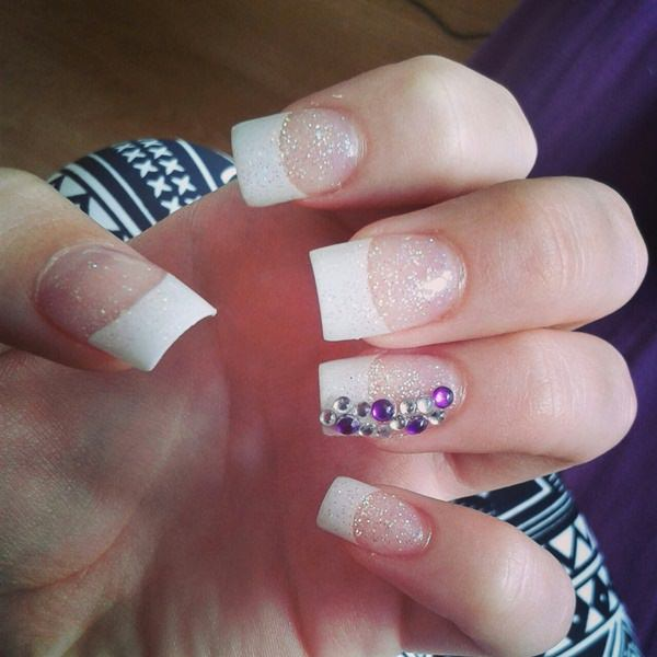81 eye catching prom nails for your special day prom nails 02071615 prinsesfo Gallery