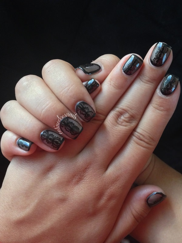 81 eye catching prom nails for your special day prom nails 02071624 prinsesfo Gallery