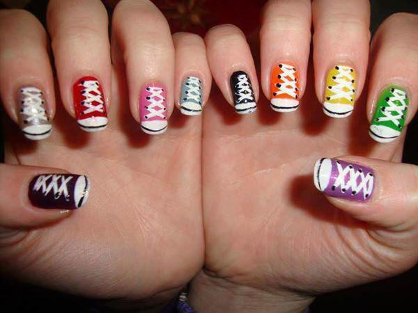 103050916 Acrylic Nails Designs